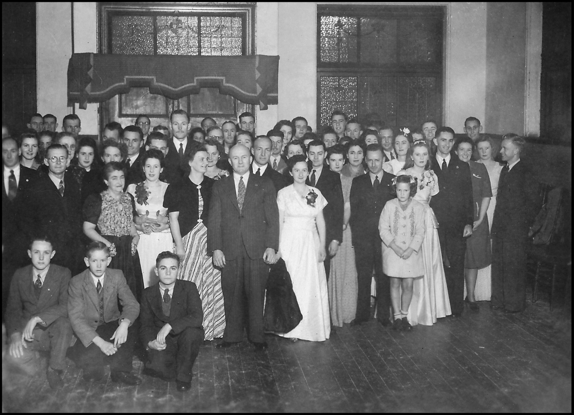 Subiaco Radio Society Reunion July 26 1946